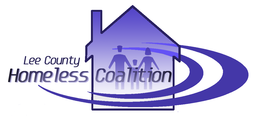 Lee County Homeless Coalition logo