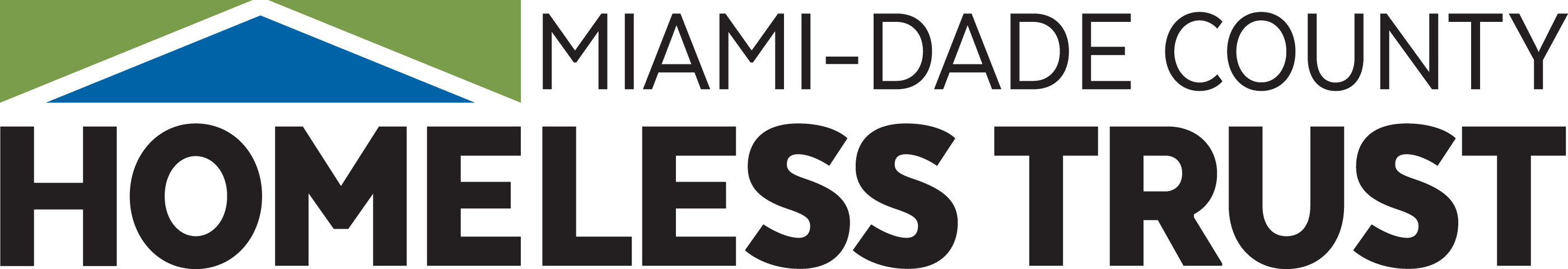 Miami-Dade County Homeless Trust logo